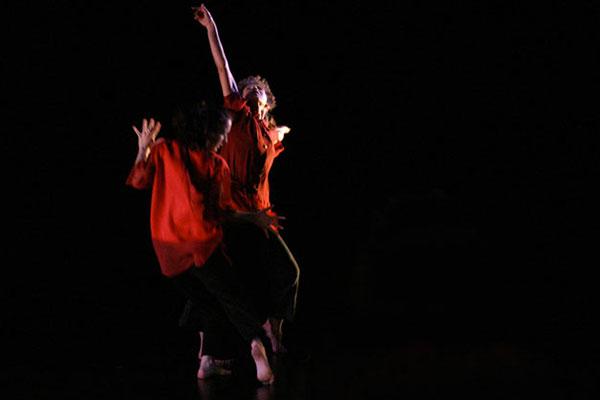 A Choreographic Mind